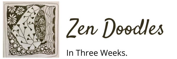 Zen Doodles: 3 Week Course Online